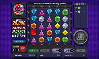 Exclusive Bejeweled