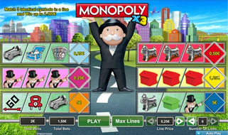 Play Monopoly x3